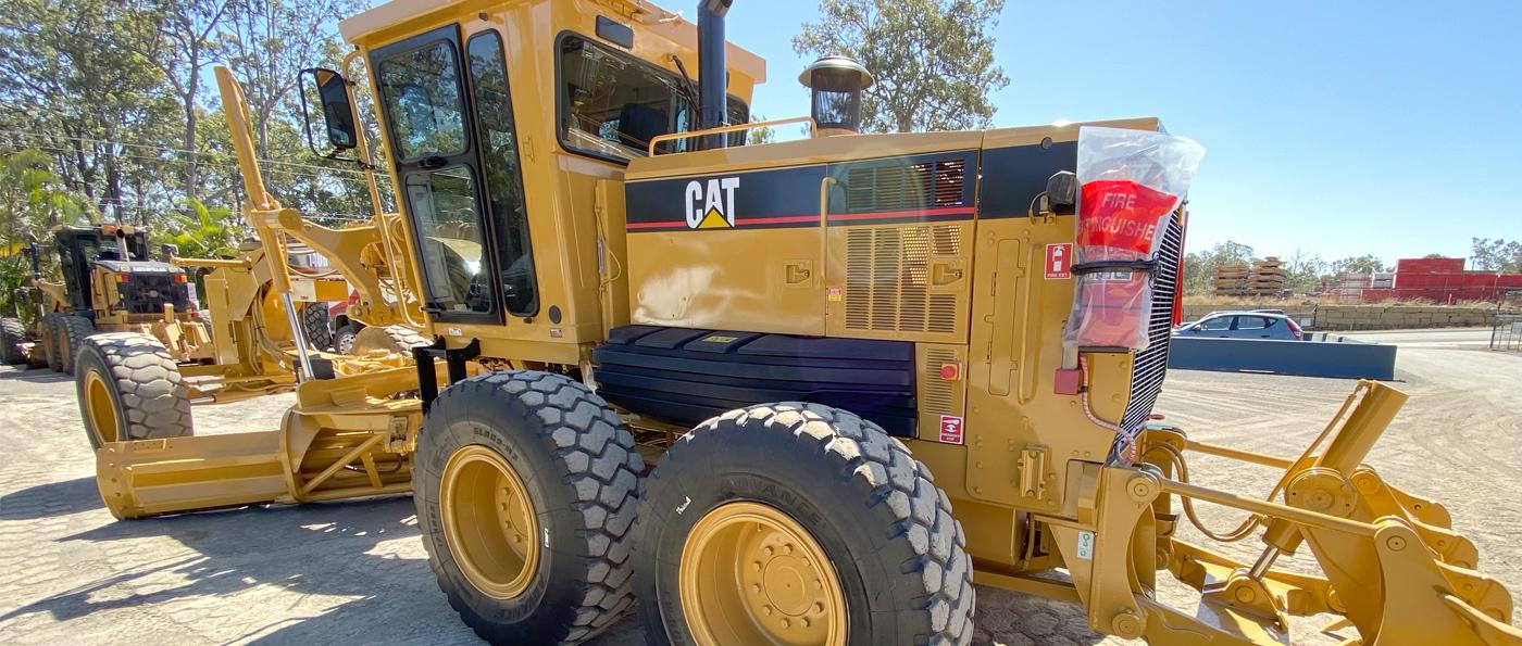 Cat equipment
