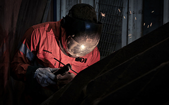 Fabrication and machining